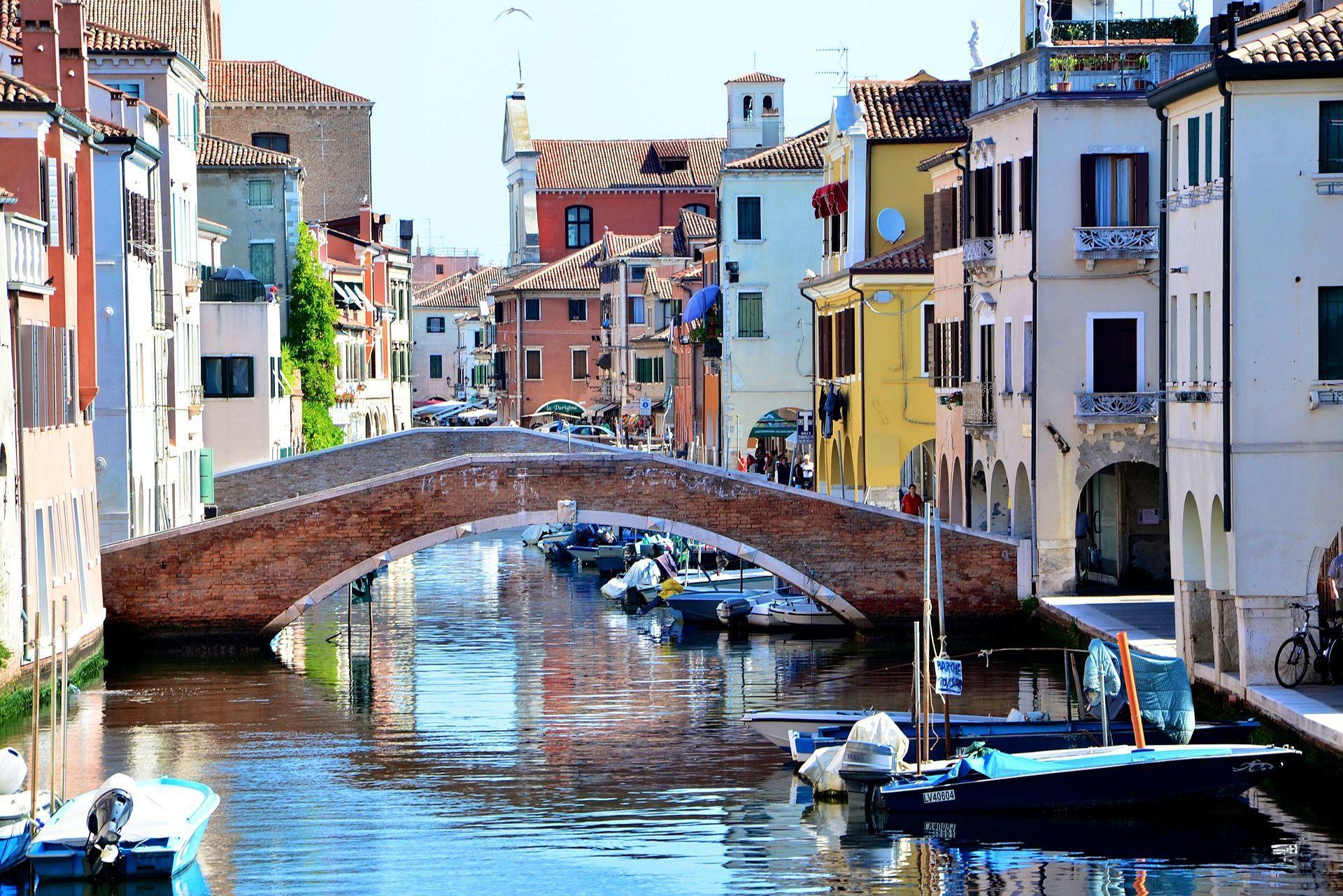 Ciudades cerca de Venecia