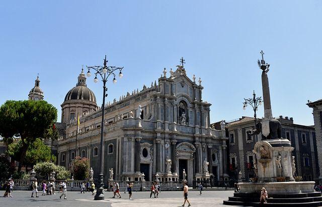 Como ir de Palermo a Catania
