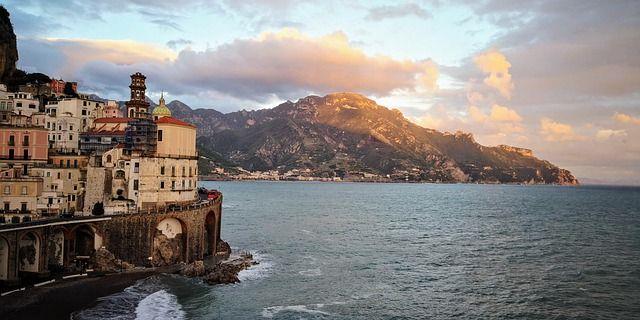 Como ir de Sorrento a Positano en barco