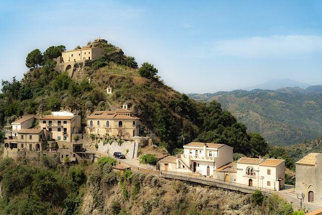 Películas filmadas en Italia