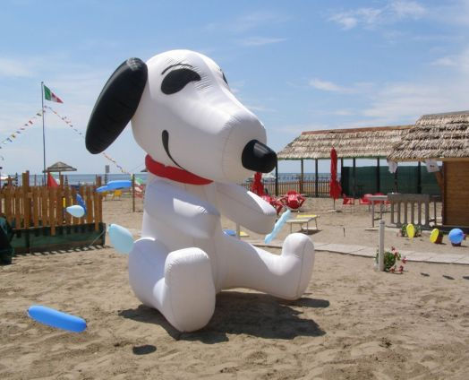 mejores playas en Italia pet-friendly
