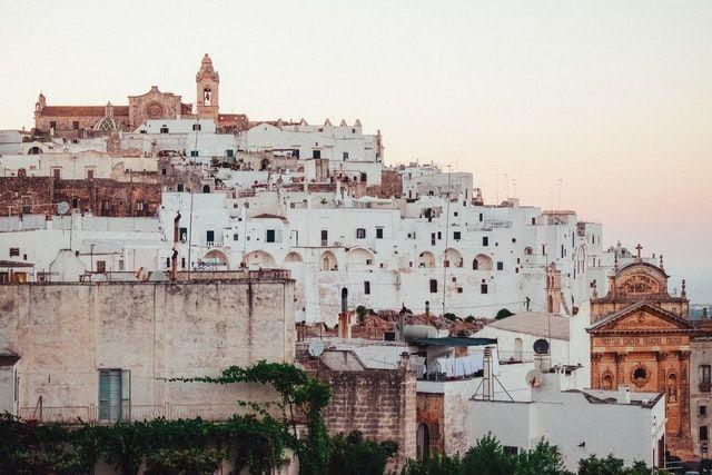 Pueblos de Puglia: Ostuni
