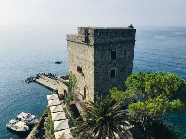 Que ver en Monterosso al Mare: Torre Aurora