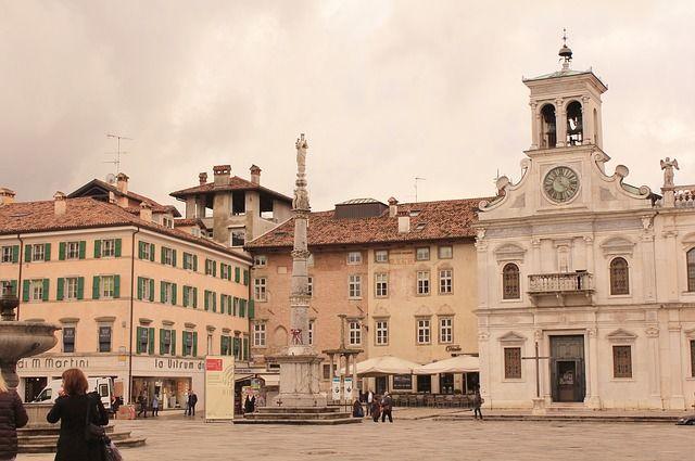 Ciudades cerca de Venecia: Údine