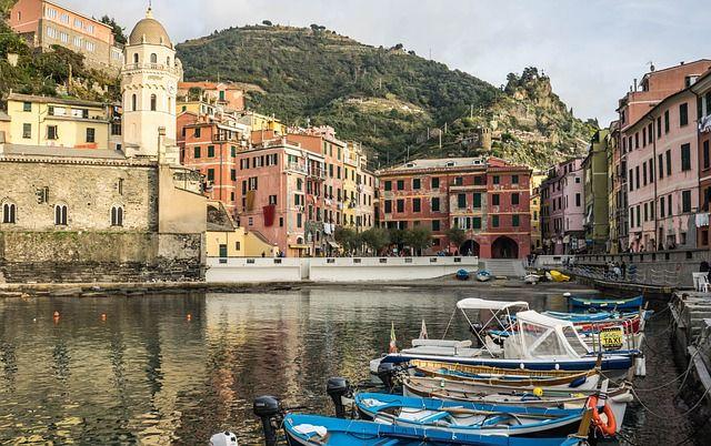 Como llegar a Cinque Terre desde La Spezia en barco