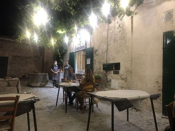Donde comer en Matera a buen precio