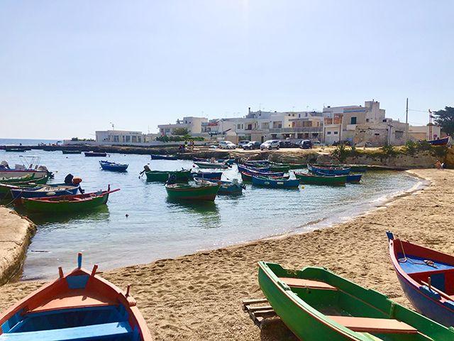 Playas de Polignano a Mare: San Vito