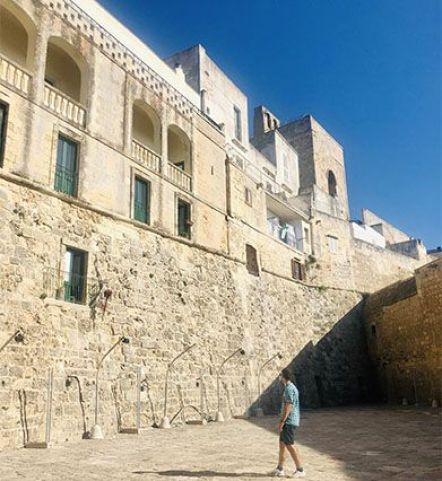 Pueblos más bonitos de Puglia: Otranto