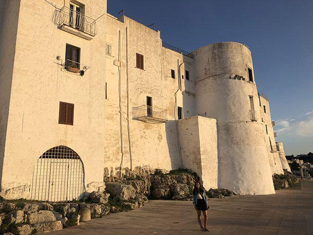 Que ver en Ostuni: Murallas
