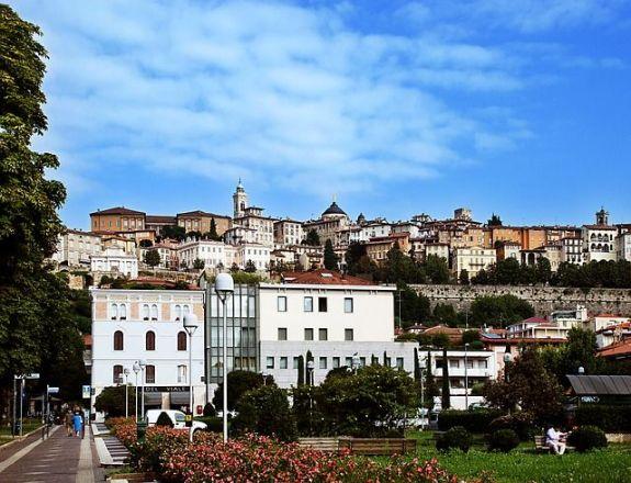 ciudades imprescindibles del norte de Italia; Bérgamo