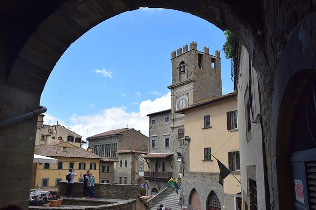 Ciudades de Toscana: Cortona