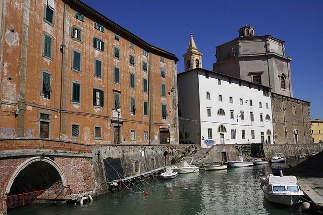 Ciudades de Toscana: Livorno