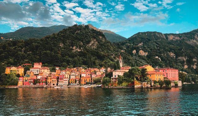 Italia en 30 días, parada en Como