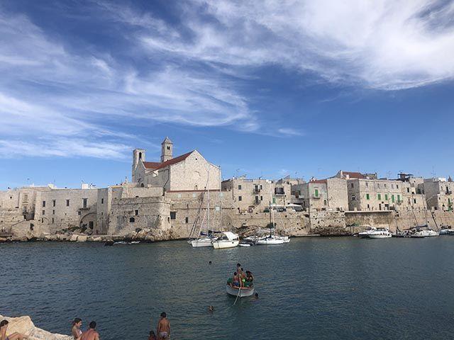 Playas de Bari y alrededores imperdibles