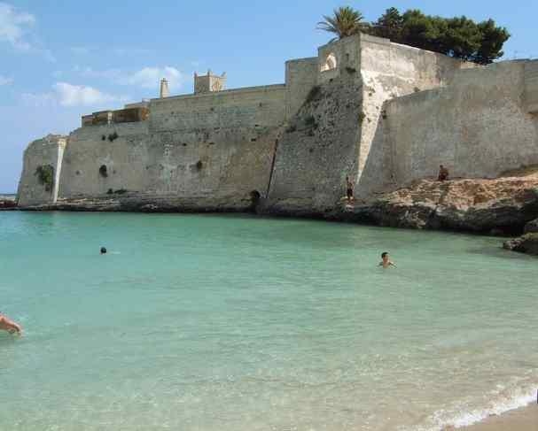 Playas cerca de Bari: Porto Ghiacciolo