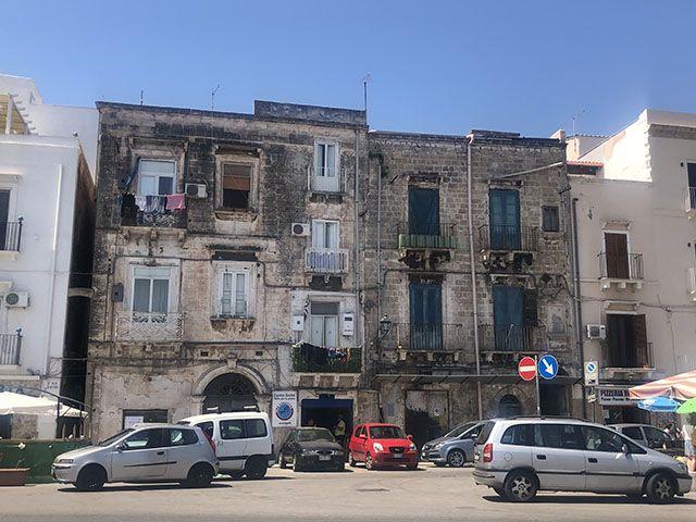 Calles que ver en Taranto