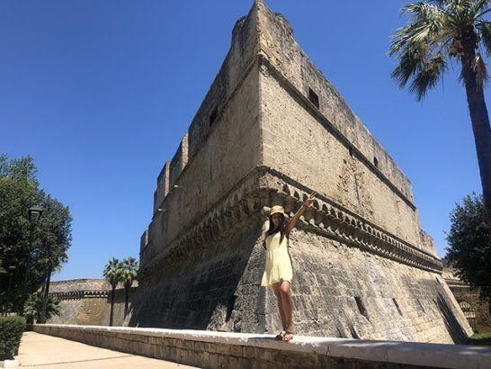 Que ver en Bari en dos días: Castillo Svevo