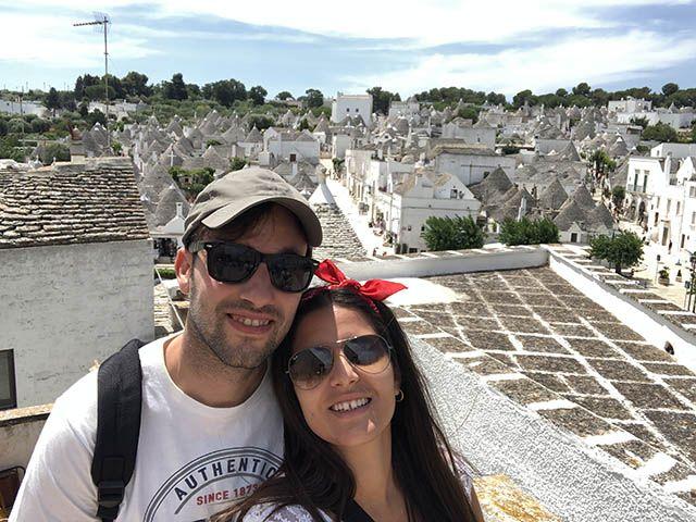 Como llegar a Alberobello desde Bari