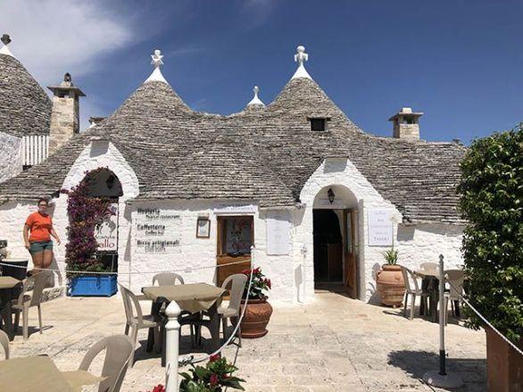Donde comer en Alberobello