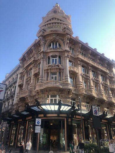 Que ver en Bari en dos días: palazzo Mincuzzi