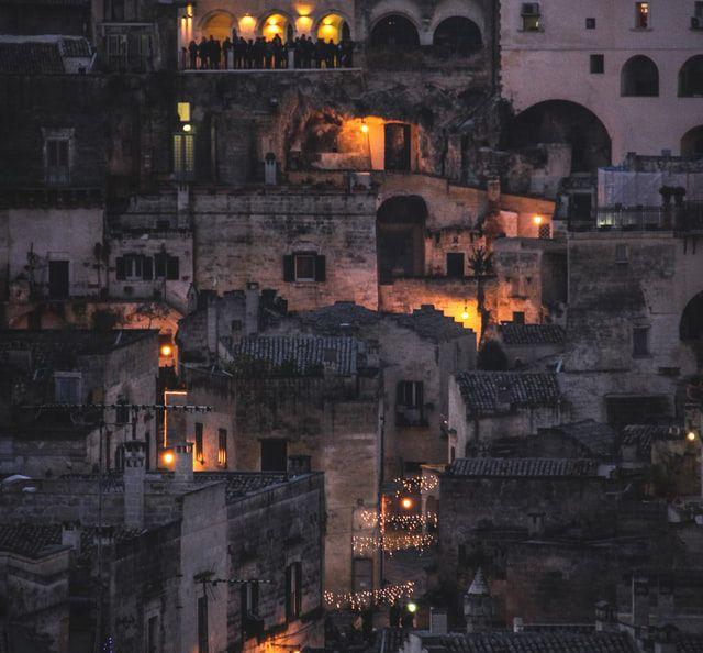 calles que ver en Matera