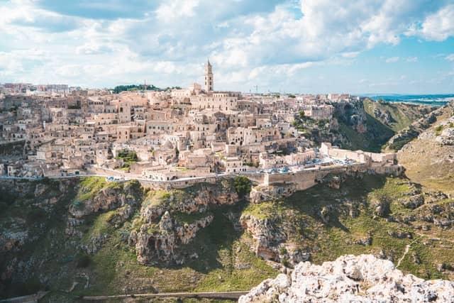 Qué visitar en Matera