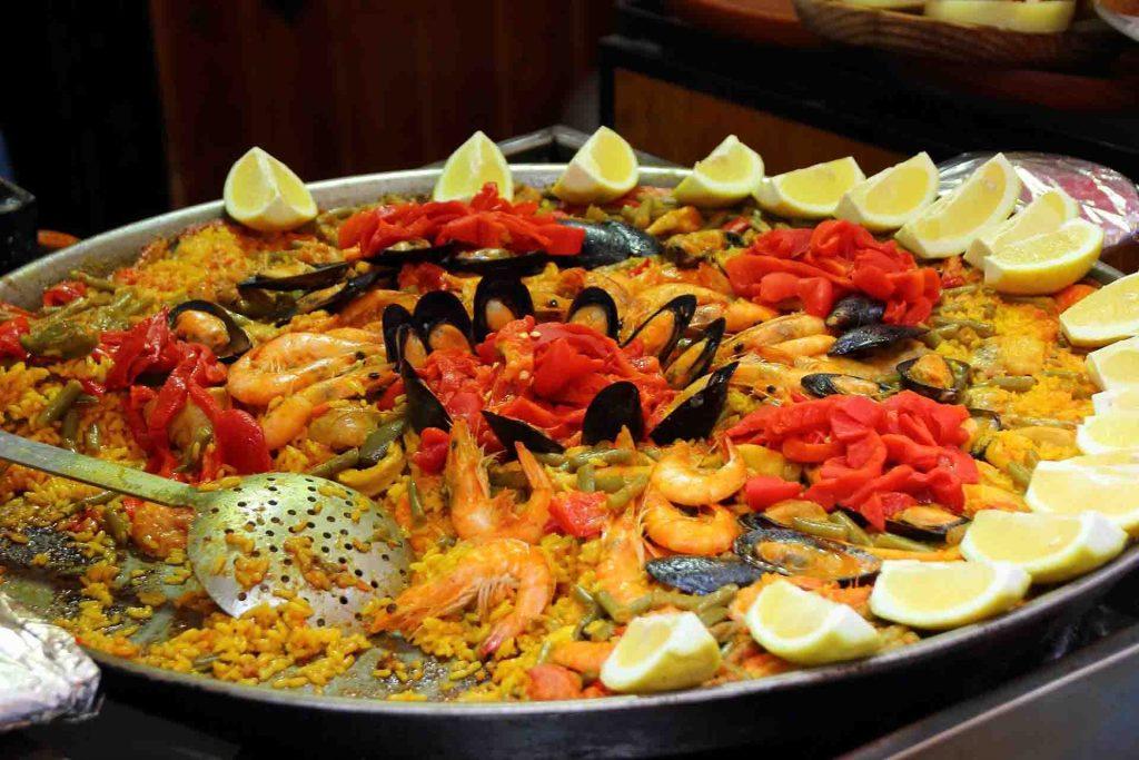 Restaurantes españoles en Roma