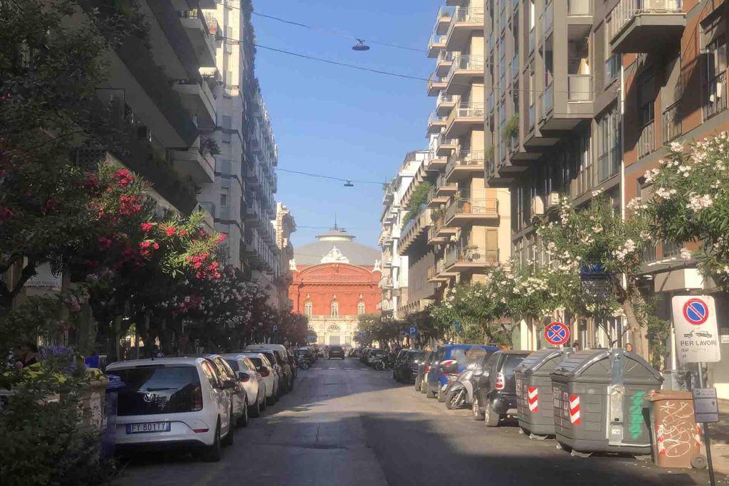 Guía de Bari: como llegar