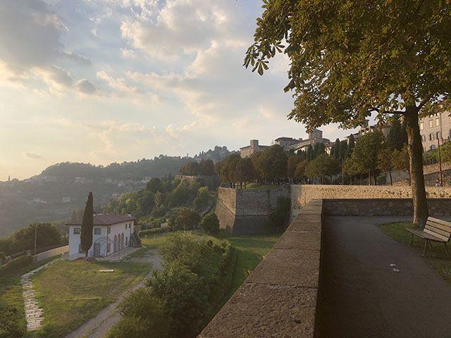 Estaciones del año en Italia ¡otoño!