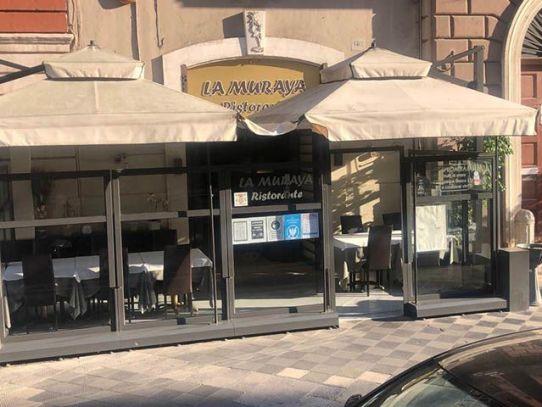 restaurantes en Bari: la muraya