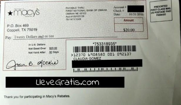 cheque-rebate