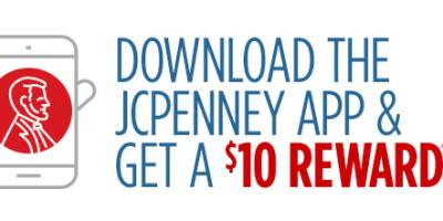 5a958e3cf Gratis   10 con el App de JCPenney (Aún Disponible)