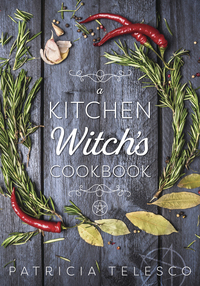 a kitchen witchs cookbook by patricia telesco