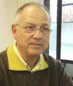 Carles Castellanos i Llorenç, històric militant independentista, membre de l'ANC, militant del MDT i professor de la UAB