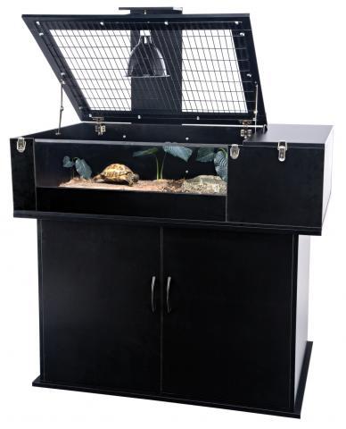 Penn Plax Tortoise Palace Combo Terrarium Amp Stand For Sale