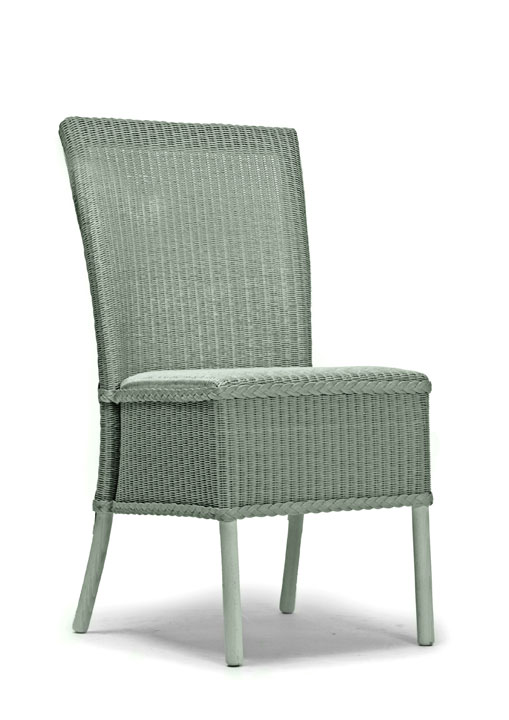 Hadfield Dining Chair U2013 Full Skirt U2013 Weave Seat