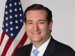 Ted Cruz headshot