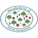 Woodlands for All logo