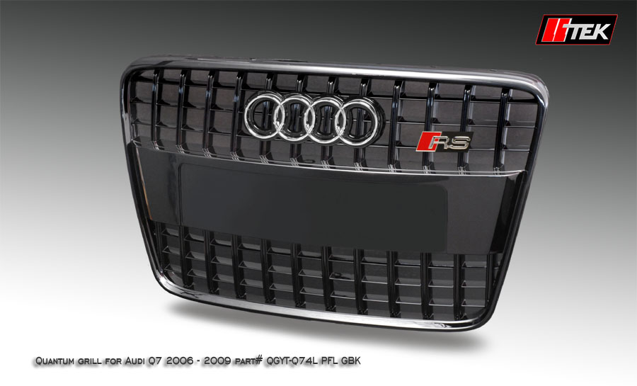 Body Kit Styling And Performance Tuning Parts For Audi Q7