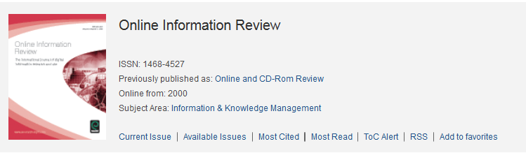 onlineInformationReview