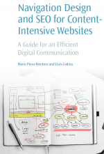 Navigation Design and SEO for Content-Intensive Websites: A Guide for an Efficient Digital Communication. A book from Elsevier