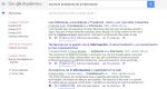 SEO Académico: las citas recibidas como factor de posicionamiento en Google Scholar