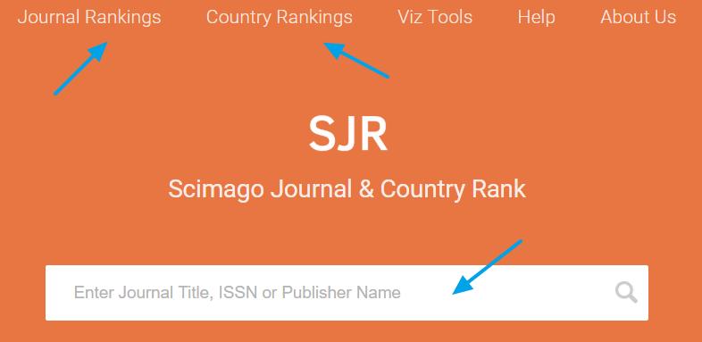Portal Scimago