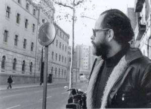Xirinacs davant la presó Model de Barcelona, 1977
