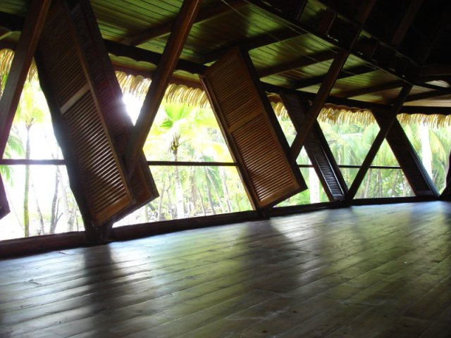 Open Air Spa