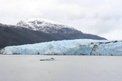 Pio Once Glacier