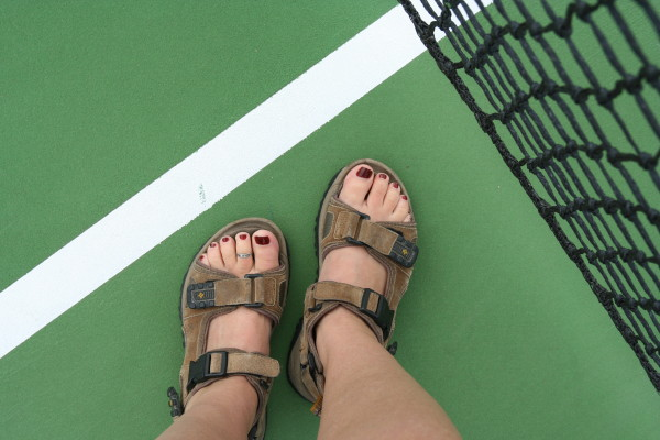 My Old Sandals
