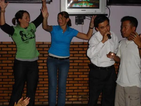 Karaoke!!!