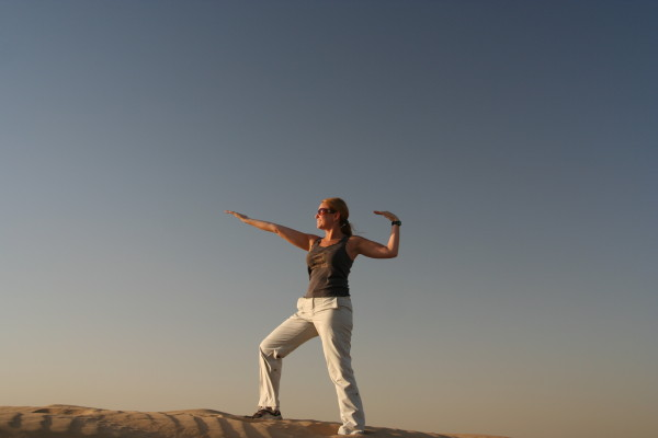 """Walk like an Emirati"""