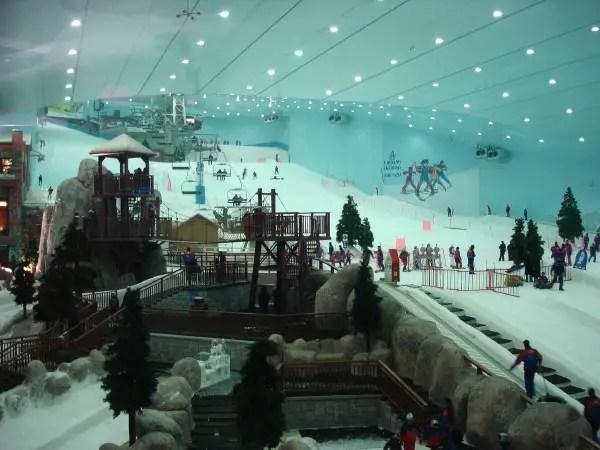 Ski Dubai!